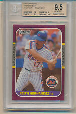 1987 Donruss Opening Day Keith Hernandez (#124) (Population of 1) BGS9.5 BGS