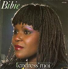 BIBIE TENDRESS' MOI / LE BLEU DE TOI FRENCH 45 SINGLE