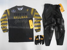 THOR MOTOCROSS OFF ROAD PULSE HALLMAN RIDING GEAR 30 MEDIUM DIRTBIKE ATV QUAD MX