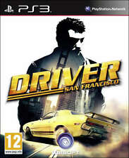 Driver san francisco PS3 * en excellent état *