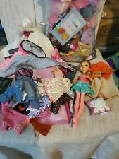 HUGE MIXED LOT OF BARBIE DOLL ACCESSORIES and, CLOTHES,