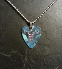 Predator Alien Guitar Pick Necklace Pendant Charm Movie Memorabilia Gift Present