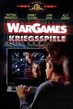 Wargames Kriegsspiele - DVD - OVP - NEU