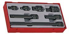 "Teng Tools TT9207 1/2"" Drive 7 Piece Impact Socket Accessory Set"