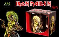 Kkl - Iron Maiden Killers - Cup Coffee Mug - New