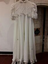 Vestito da  comunione cerimonia bambina cartellino vecchio modello perfetto