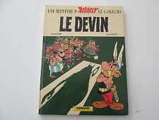 ASTERIX LE DEVIN EO1972 TBE EDITION ORIGINALE