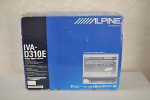 Alpine IVA-D310E 7 inch Car DVD Player