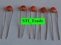 5 pcs 3.3nf 3300pf 0.0033uf 3.3 nf 5 Qty 50V Guitar Tone Capacitors