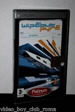 WIPEOUT PURE PLATINUM USATO OTTIMO STATO SONY PSP EDIZIONE ITALIANA PG 30756