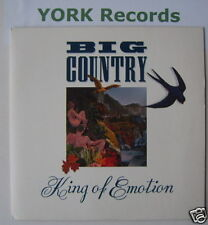 BIG COUNTRY-king of emotion-Excellent Avec Unique 7""