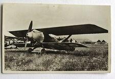 AVIATION, AVION BREGUET 19 (1938)