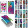 For Apple iPod Touch 5 5th/ 6 6th/ 7th Gen 2019 Rugged Hybrid Rubber Case Cover