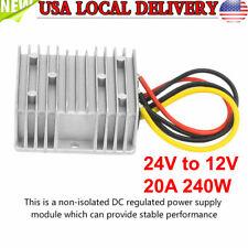 Dc-Dc 24-12V Voltage Reducer Step Down Power Converter Module 20A 240W