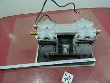Thomas Vakuumpumpe ölfrei USA  (C745