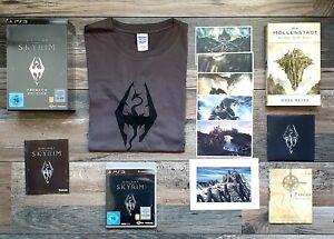 The Elder Scrolls V Skyrim Limited Premium Collectors Edition PS3