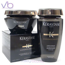 KERASTASE Chronologiste (Set, Shampoo, Masque, Bain, Revitalizing, Balm, Mask)