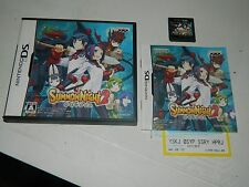 Summon Night 2 for Nintendo DS Japan COMPLETE