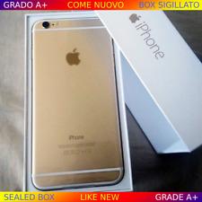 Apple iPhone 6 Plus 64GB Oro (Come Nuovo) Grado A+ Perfetto in Scatola Sigillata