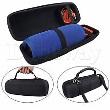 Travel Carry Hard Storage Bag Case w/Strap For JBL Charge 3 Bluetooth Speaker Be