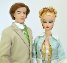 Barbie Capucine Ken silkstone doll New England Escape fashion gift set B3433