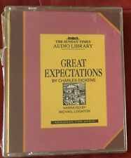 AUDIO BOOK Charles Dickens GREAT EXPECTATIONS on 2 x cass NEW / SEALED