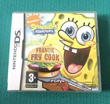 Spongebob Schwammkopf: Frantic Frittieren für Nintendo DS-Cartridge Nur-VGC