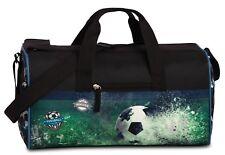 Fabrizio 20548-0100 Fußball Football Sporttaschen Sport Bag for Boys Schwarz