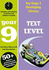 Key Stage 3 Developing Literacy: Text Level 9780713664881