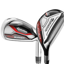TaylorMade Golf Left Hand AeroBurner HL Hybrid Combo Set(#3h-#4h, 5-PW), Regular
