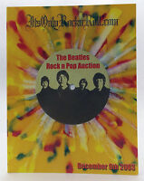 Its Only Rock n Roll.com The Beatles Rock n Pop 2003 Auction Catalog