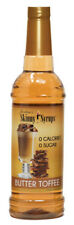 Jordan's Sugar Free Skinny Syrup Butter Toffee flavour 750ml
