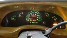 Speedometer Cluster MPH Fits 99-01 Ford E150 Van 198252 Miles OEM