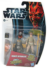 Anakin Skywalker with Rocket Firing Backpack Movie Heroes Star Wars Hasbro C7-C9