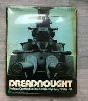 Vintage RARE SPI War Dreadnought Board Game 1975