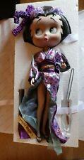 "Danbury Mint 16"" Tall Betty Boop Figurine - ""Geisha Betty"""