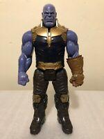 "Thanos Avengers Infinity War 12"" Inch Action Figure Titan Hero 2017 Marvel"