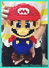 New Blocks Mario Building Set - WITH Instructions to Build Biggest Size