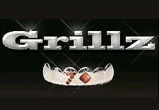 Hip Hop Grillz Teeth Grill Poker Costume Halloween Cosplay Dental Decoration