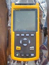 FLUKE 43 Power Quality Analyzer Meter