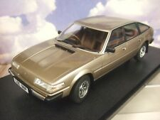 CULT MODELS 1/18 RESIN 1976 ROVER 3500 SD1 IN METALLIC GOLD RHD/UK REG CML006-1