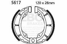 EBC Brake Shoes to fit Suzuki TS 50 X 84>02 RM 100 79>81 RM 125 79>80 (S617)