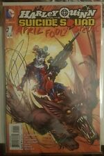 Harley quinn April fools special 1 nm