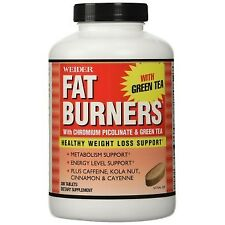 WEIDER FAT BURNER 300 TABLETS - COD FREE SHIPPING