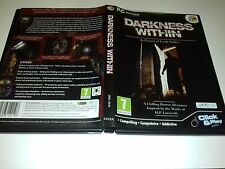 Darkness Within: In Pursuit of Loath Nolder (PC: Windows, 2007)