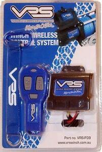 VRS winch wireless remote control
