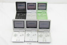 Plz Read Note! Lot 6 Nintendo GameBoy Advance SP System Console GBA SP #3382