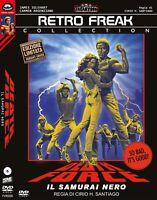 Death Force - Il Samurai Nero (Cover Variant - Limited 50 - Blaxploitation) DVD