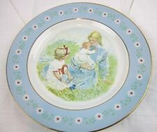 Avon Pontesa Tenderness Commemorative Plate Rep Award 1974 Special Edition