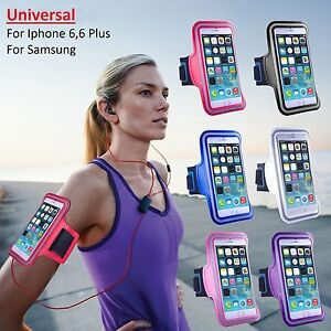 Gym Band Exercise Workout Belt Running Sports Waterproof Armband Case iPhone 6S